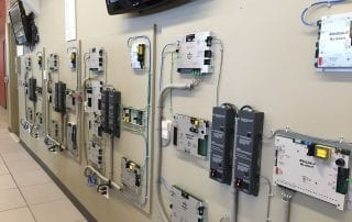 cabling and power management by PowerIT